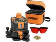 Johnson Level 40-6502 Manual-Leveling Rotary Laser