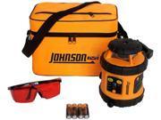 Johnson Level 40-6515 Self-Leveling Rotary Laser