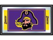 Image of ADG East Carolina University Framed Team Logo Mirror