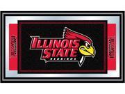 Image of ADG Illinois State University Logo and Mascot Framed Mirror