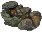 Pure Garden 50 0004 Cascading Stone Fountain