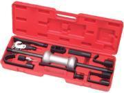 TEKTON 5635 13-pc. 10 lb. Slide Hammer Dent Puller Set