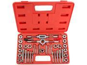 TEKTON  7558  39-pc. Tap and Die Set (Inch)