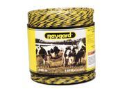 Parker Mccrory 1 312 Yellow And Black Portable Electric Fence Wire 00122