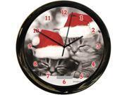 California Clock Co.BW Cat Clock 9SIA62V2RH3102