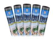 Easy Gardener 3' X 50' Commercial Weed Barrier Landscape Fabric