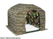 Flowerhouse FHFH700FF 9' x 9' x 8' FarmHouse Flower Forcer