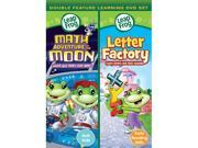 Leapfrog: Math Adventure To The Moon / Letter Fact