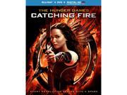 The Hunger Games: Catching Fire (Blu-Ray) Jennifer Lawrence, Willow Shields, Elizabeth Banks, Josh Hutcherson, Woody Harrelson