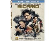 Sicario [Blu-ray + DVD + Digital HD] 9SIAA763US4625