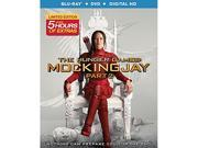 The Hunger Games: Mockingjay Part 2 [Blu-ray + DVD + Digital HD] 9SIAA765803950