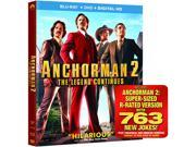 ANCHORMAN 2:LEGEND CONTINUES 9SIAA763US5761