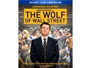 The Wolf of Wall Street (DVD + UV Digital Copy + Blu-Ray) 9SIAA763US6847