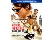 Mission: Impossible - Rogue Nation [Blu-ray] Tom Cruise, Jeremy Renner, Simon Pegg, Sean Harris
