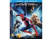 The Amazing Spider-Man 2 (DVD + UV Digital Copy + Blu-Ray) 9SIA17P4K93157
