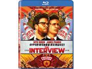 Interview (2014 / BLU-RAY / UV / WS 1.85A / DD 5.1 / ENG-INDONES-KOREAN-CHIN-MAN)Seth Rogen , James Franco , Lizzy Caplan , Randall Park , Diana Bang