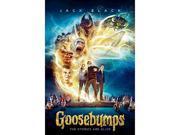 Goosebumps (Blu-ray + DVD + UltraViolet) 9SIAA763UT2727