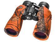 10X42 WP Crossover Binoculars in Mossy® Oak® Blaze® Orange Camouflage Finish