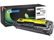 MSE 02-21-54214 Toner Cartridge (OEM # HP CB542A, 125A) 1,400Page Yield&#59; Yellow