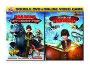 Dreamworks Dragons: Gift of the Night Fury / Book of Dragons (DVD)