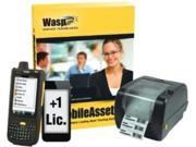 Wasp 633808927493 Mobileasset V7 Standard Asset Tracking Software w DT60 WPL305 1 User
