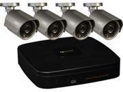 Q-see Premium 8channel 960h Dvr W/ 4-700tvl Cam/1tb Pre  Installed