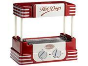 Nostalgia Electrics Retro Series Nonstick Hot Dog Roller 9SIA0RS31F7429