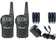 Midland LXT118VP Radios with Batteries Charger