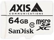 Axis Communication - 5801-961 - AXIS 64 GB