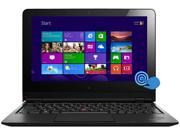 "ThinkPad Helix 36986EU Intel Core i5 3337U (1.80GHz) 4GB Memory 128GB SSD 11.6"" Touchscreen Ultrabook Windows 8 Pro 64-bit"
