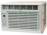 Comfort-Aire RADS-81L Window Air Conditioner - Cooler - 8000 BTU/h Cooling Capacity - Stone White