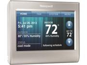 Honeywell RTH9580WF Wi Fi Smart Thermostat w Customizable Color Touchscreen