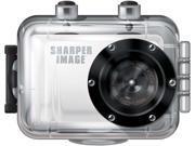 Sharper Image SVC555 Digital Camcorder - HD - Black - 16:9 - 4X Digital Zoom - USB - microSD Card - Memory Card - Wearable - Helmet Mount, Bike Mount