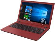 "Acer Laptop Aspire E E5-573T-5521 Intel Core i5 5200U (2.20 GHz) 8 GB DDR3L Memory 1 TB HDD Intel HD Graphics 5500 15.6"" Touchscreen Windows 10 Home 64-Bit"