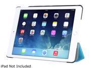I-Blason iPadAir2-iFolio-Light Blue i-Blason i-Folio Carrying Case (Folio) for iPad Air - Light Blue - Shock Resistant - Polyurethane Leather - Holder