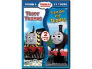 Thomas And Friends - Trust Thomas/A Big Day for Thomas (Double Feature) DVD New
