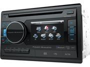 """Power Acoustik PD-342B Double DIN Bluetooth In-Dash DVD/AM/FM Receiver w/ 3.4"""" LCD Display"""