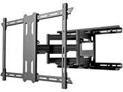 "Kanto PDX650 37""-70"" Full Motion TV wall mount LED & LCD HDTV Up to VESA 600x400 Max Load 125 lbs. Compatible with Samsung, Vizio, Sony, Panasonic, LG and Toshiba TV"