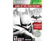 Batman Arkham City GOTY X360