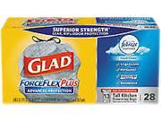 Image of Glad Bag,Glad,Ffpds,Frcln,Wh 79018