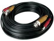 Night Owl CAB-60BP 60 Feet BNC Video/Power Camera Extension Cable with Adapter