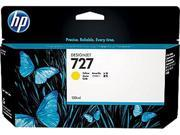 HP B3P21A Hp 727 130-Ml Yellow Ink Cartridge