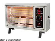 BRENTWOOD APPLIANCES RADIANT HEATER WHITE