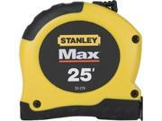 """Stanley Max? Tape Rule 1-1/8"""" x 25'"""