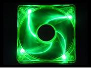 APEVIA CF12SL UGN Green LED Case Cooling Fan
