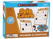 Spin To Learn, Numbers And Counting, Ages 4 To 7