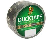 1.88Inx10Yd Dgt Camo Duck Tape Shurtech Duct 1378542 Camouflage 075353036273 thumbnail