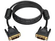 Tripp Lite P561-006 Black 6 ft. Single Link TMDS DVI cable
