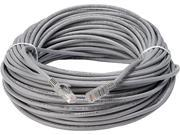 Lorex LORCBL300C5RU 300 ft Cat 5E Gray In-Wall Rated Extension Cable