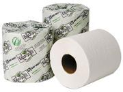 C-Ecosoft Green Seal 2Ply T/T 500Sh Whi 96